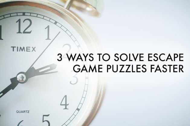 Timed Game Puzzle